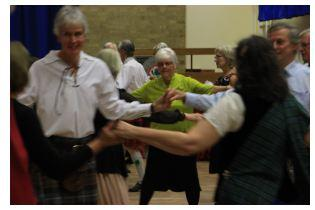 Come and get involved with Scottish Dancing